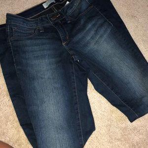 Jessica Simpson stretchy skinny jeans